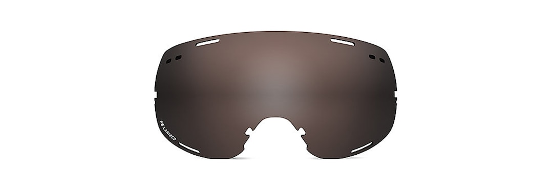 Z3 GPS Optimum Polarized Gunmetal Front View