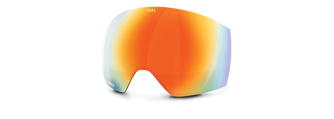Eclipse Optimum Polarized Phoenix Mirror Front View