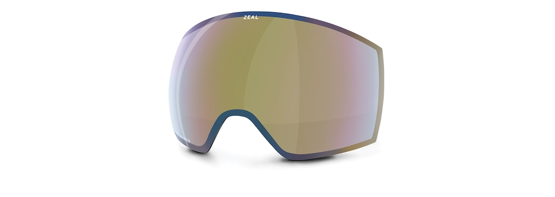 Eclipse Optimum Polarized Bluebird HT Front View