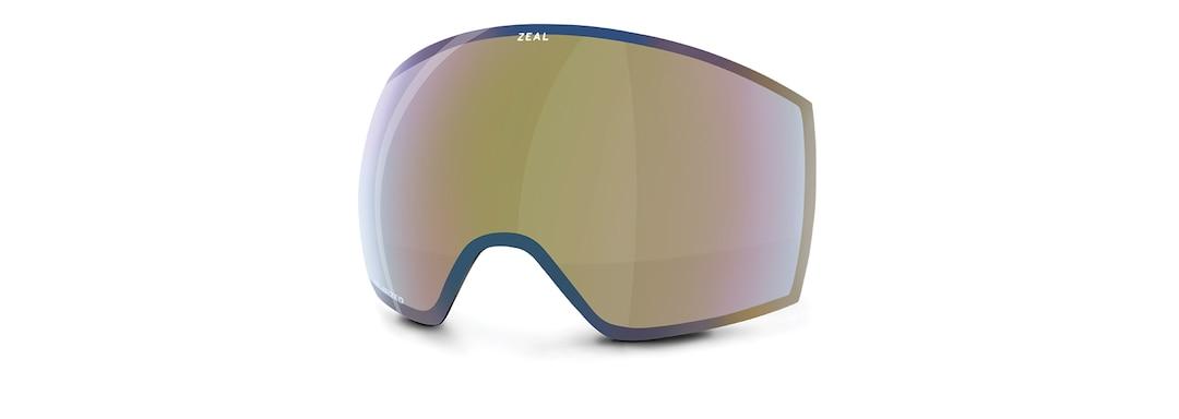 Slate Optimum Polarized Bluebird HT Front View