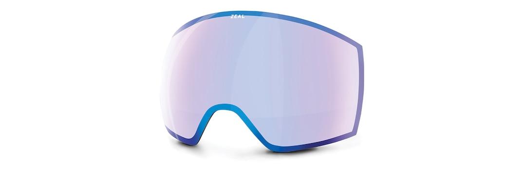 Hatchet Optimum Persimmon Sky Blue Mirror