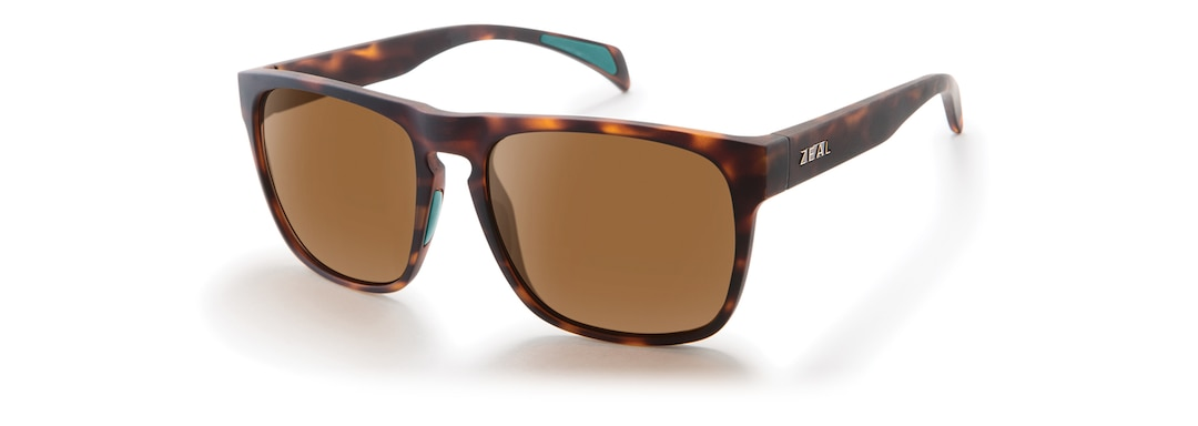 Matte Tortoise CAPITOL angle zeal.pdp.label.view