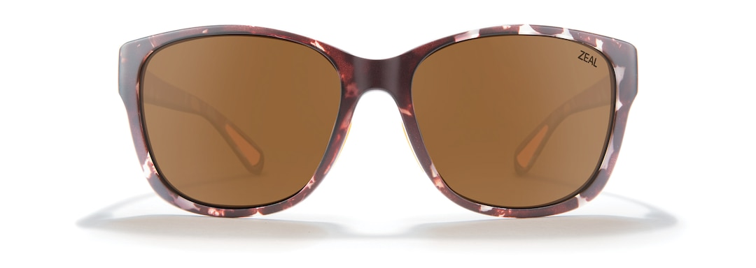 Matte Tortoise MAGNOLIA front zeal.pdp.label.view