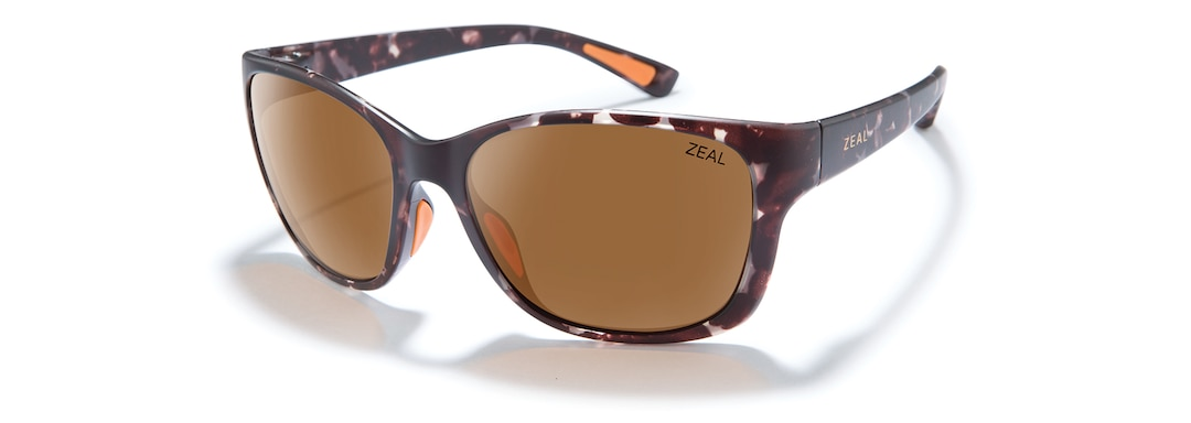 Matte Tortoise MAGNOLIA angle zeal.pdp.label.view