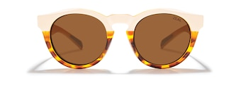 CROWLEY Ivory Tortoise Copper Front View