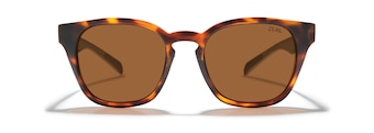 WINDSOR Matte Tortoise Copper Front View